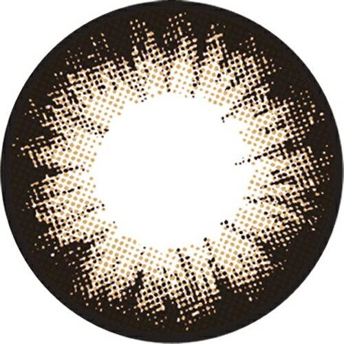 度なし パラカラネオ マンスリー ロイヤルブロンズ 2枚 レンズ直径14.5mm
