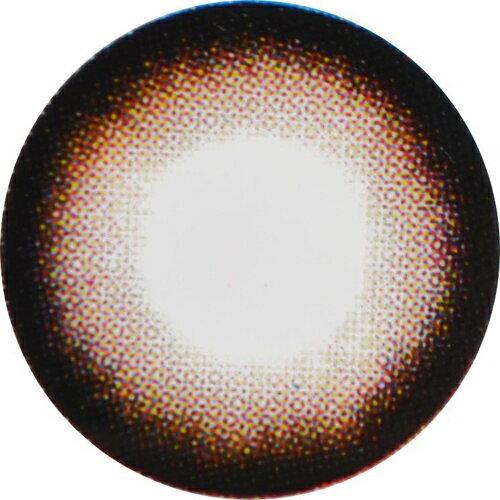 DOLLY POP AQUA ドーリーポップ アクア 度なし 1ヵ月交換 14.00mm 14.50mm ブラウンフレア