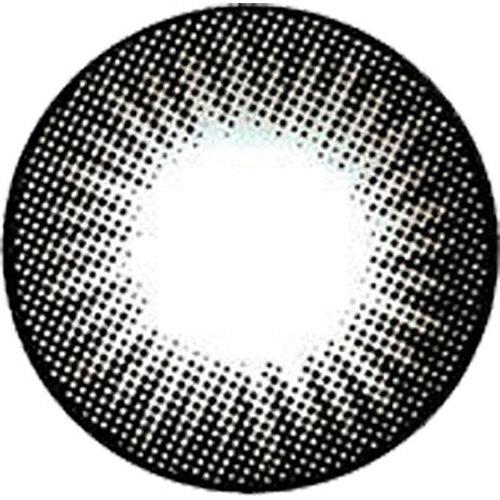 スイートデイズ マンスリー ラビングブラック 2枚 レンズ直径14.5mm
