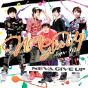 NEVA GIVE UP(B盤)/CD/FSRS-702
