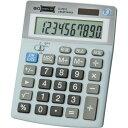 ADESSO(アデッソ) ビッグディスプレイ卓上電卓 10桁税計算 D-7010