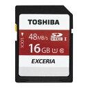 東芝 SDHCメモリカード SD-FU016G