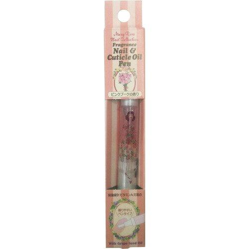 マリーローズ フレグランス ネイル&キューティクルオイルペン ピンクブーケの香り マリーローズ キューティクルオイル