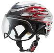 OWL ハーフヘルメット ファイヤーホワイト HHJ-FPW