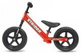 キッズ用ランニングバイク・STRIDER(ストライダー)※カラー:レッド(幼児用自転車・子供用自転車)