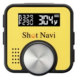 ShotNavi SHOT NAVI V1 YELLOW