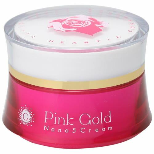 ピンクゴールド ナノ5 クリーム 30ml