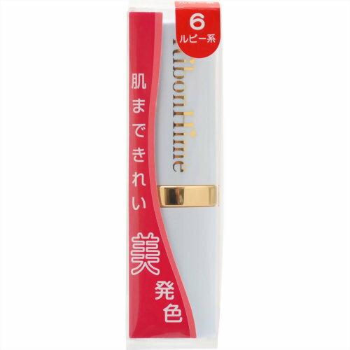 リボンハイム化粧品 リボンハイム ルージュリップ 6 ルビー系