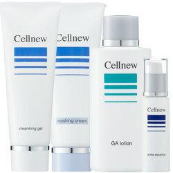 セルニュー にきびケア 基礎化粧品 洗顔クリームタイプ