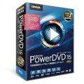 サイバーリンク PowerDVD 15 Pro 乗換え・アップグレード版 DVD15PROSG-001