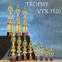 トロフィー VTX3520 ゴルフ(タイプ:H)(松下徽章)