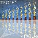 トロフィー VTX3746 H ゴルフ(松下徽章)