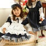 子供ドレス アリスコレクション マドモアゼルワンピース