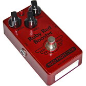 NW RUBY RED BOOSTER マッド・プロフェッサー ブースター Mad Professor NEW Ruby Red Booster NWRUBYREDBOOSTER