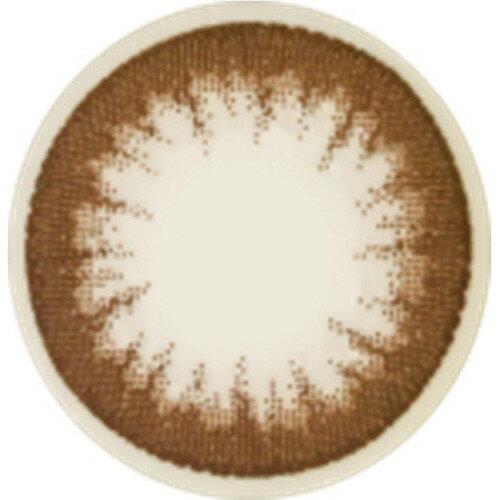 アレグロ 1年使用 ソプラノブラウン 度数ー0.5 1枚入 レンズ直径14.0mm