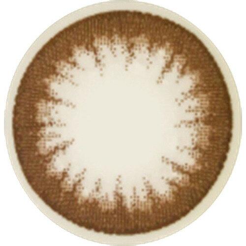 アレグロ 1年使用 ソプラノブラウン 度数ー4.25 1枚入 レンズ直径14.0mm