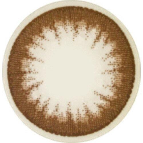 アレグロ 1年使用 ソプラノブラウン 度数ー6.5 1枚入 レンズ直径14.0mm