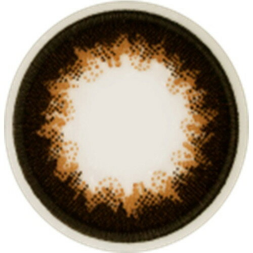 アレグロ 1年使用 テノールブラウン 度数ー2.25 1枚入 レンズ直径14.0mm