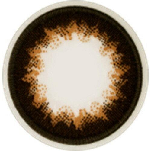 アレグロ 1年使用 テノールブラウン 度数ー3 1枚入 レンズ直径14.0mm