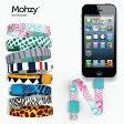 Mohzy iPhone 5 classic loop-Cow MO5LO2-CO