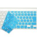 ビファイン AppLeワイヤレスキーボードカバー ブルー BF2353W