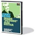 (DVD) ジミー・ブルーノ/ジャズギターのインサイド・アウトサイド教則DVD 【Jimmy Bruno - Inside Outside Jazz Guitar】