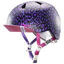 BERN幼児用ヘルメット NINA サテンパープル/48.0~51.5cm VJGPLV11 bern(バーン) ワイティーエス