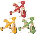 RENAULT ルノー ウッディトライサイクル 木製三輪車 11334-02 レッド