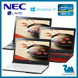 NEC LAVIE Smart NS S クリスタルホワイト PC-SN232FSA6-1
