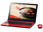 NEC PC-SN16CNSA9-2 LAVIE Smart NS e Office Home & Business Premium搭載 15.6型ノートパソコン ルミナスレッド