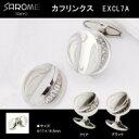 サロメ SAROME TOKYO カフリンクス EXCL7A クリア EXCL7A-01