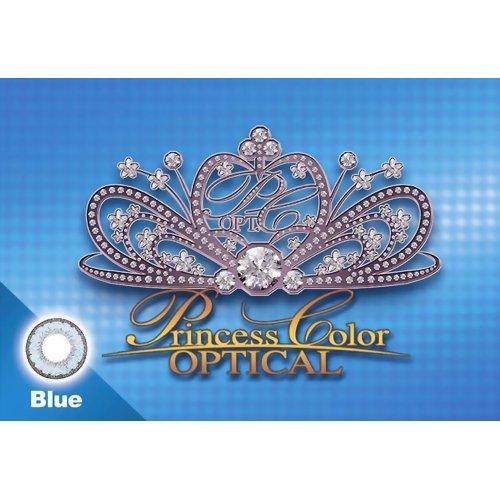 プリンセスカラー オプティカル ブルー 度数ー3.25 1枚入