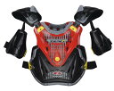 ZERO7 IDX1 プロテクター レッド 97-0001-RK