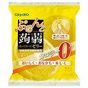 オリヒロ ぷるんと蒟蒻ゼリー新パウチ カロリーゼロ グレープフルーツ 18g×6個