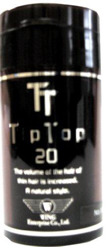 TIPTOP 20 20g ブラック No.1 4571164672816