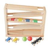 木製おもちゃのだいわ だいわ 吊橋ミニコースター