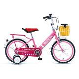 CHIBI RENAULT(チビ ルノー) 自転車 16-N ピンク
