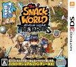 スナックワールド トレジャラーズ/3DS/CTRPBWSJ