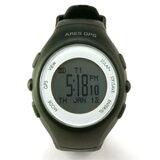 TRANS TECHNOLOGY/トランステクノロジー AR-2080-GR ARES GPSランウォッチ 腕時計 ホワイトグレー