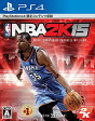 NBA 2K15/PS4/PLJS74003/A 全年齢対象