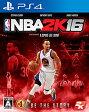 NBA 2K16 スタンダードエディション PS4