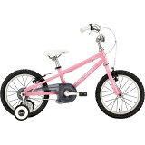 ルイガノ 16型 幼児用自転車 LGS-J16 LGピンク/シングルシフト 16LG-16-03