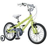 ルイガノ 16型 幼児用自転車 LGS-J16 ライトグリーン/シングルシフト 16LG-16-05