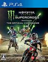 Monster Energy Supercross - The Official Videogame/PS4//A 全年齢対象 オーイズミ・アミュージオ PLJM16138