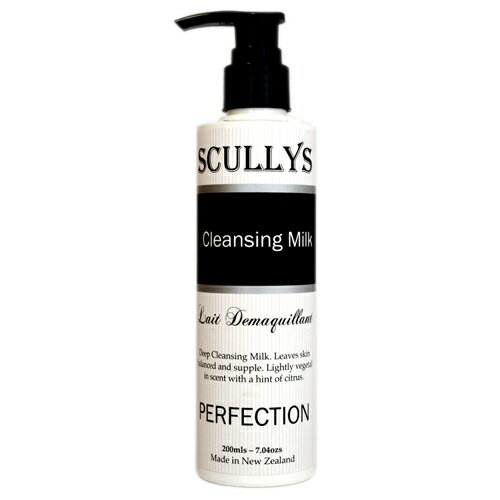 SCULLYSミルク 200ml