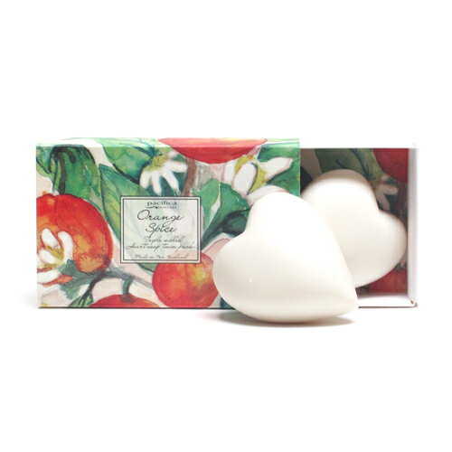 Pacifica SKINCARE ハートソープ 90g×2 4571345907713