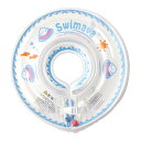 Swimava うきわ首リング   ホワイト  SW120W / Swimavaの画像