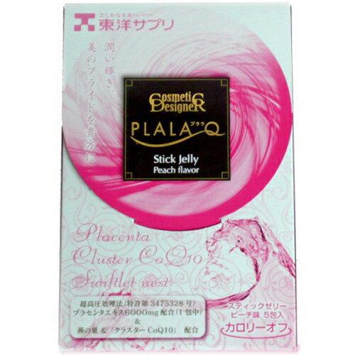 東洋サプリ PLALA Q ピーチ味 15g×5包