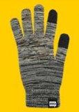 EVOLG/エボルグ P1297 着けたままスマートフォン操作OK!エボルグ 手袋 SHIMA-BLACK