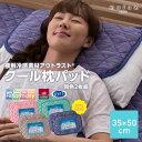 mofua cool 接触冷感素材・アウトラストクール枕パッド同色2枚組